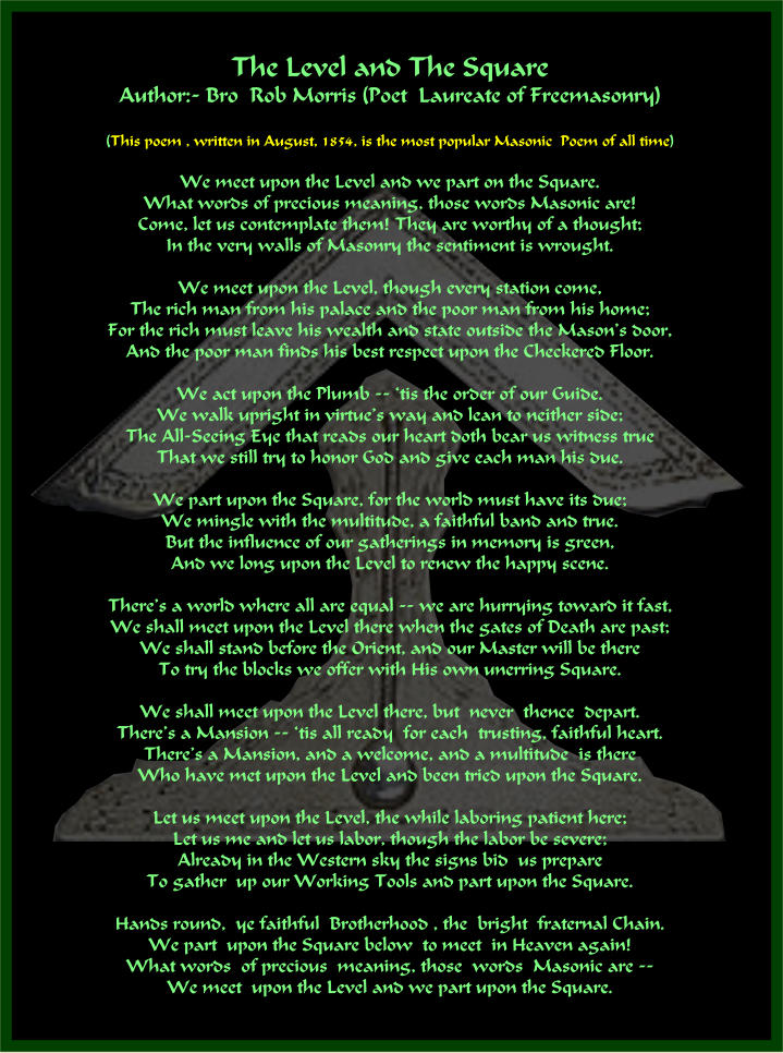 masonic home buddhist single men Home freemasonry become a mason from the moment you become a masonic a master mason and get all your questions answered before you take another single.